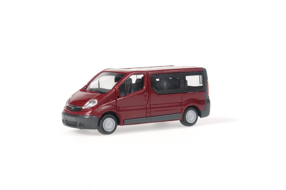 Rietze 11430 Opel Vivaro 2006 Bus farbig