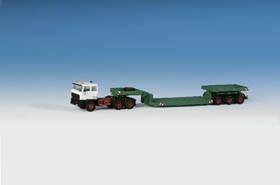 """Kibri H0 14648 DAF Truck  """"Scheuerle"""""""