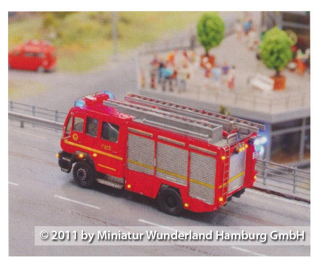 Panini 2011 Bild Nr 177  Miniatur Wunderland
