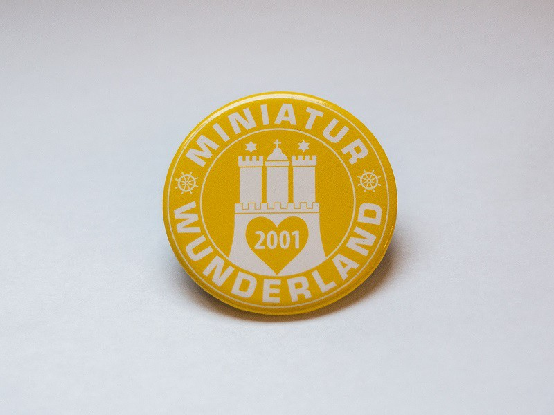 Collectible Magnet Miniatur Wunderland 2001