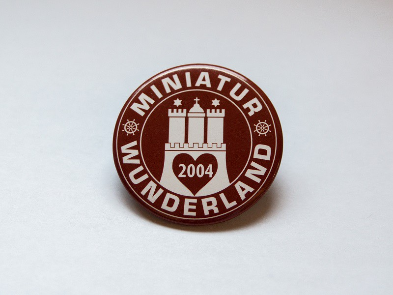 Collectible Magnet Miniatur Wunderland 2004