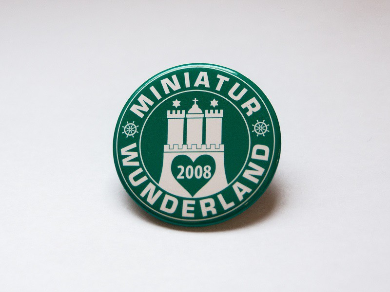 Collectible Magnet Miniatur Wunderland 2008