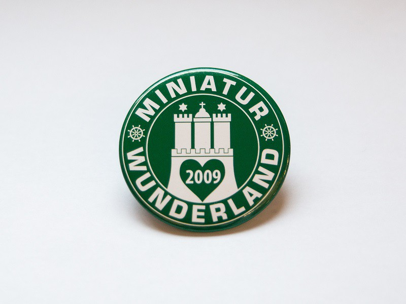 Collectible Magnet Miniatur Wunderland 2009