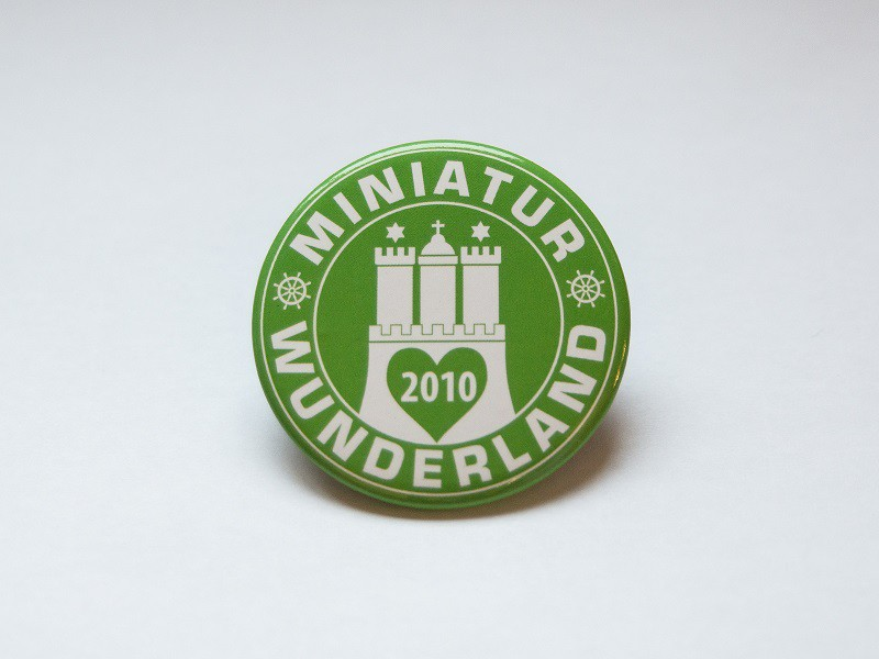 Collectible Magnet Miniatur Wunderland 2010