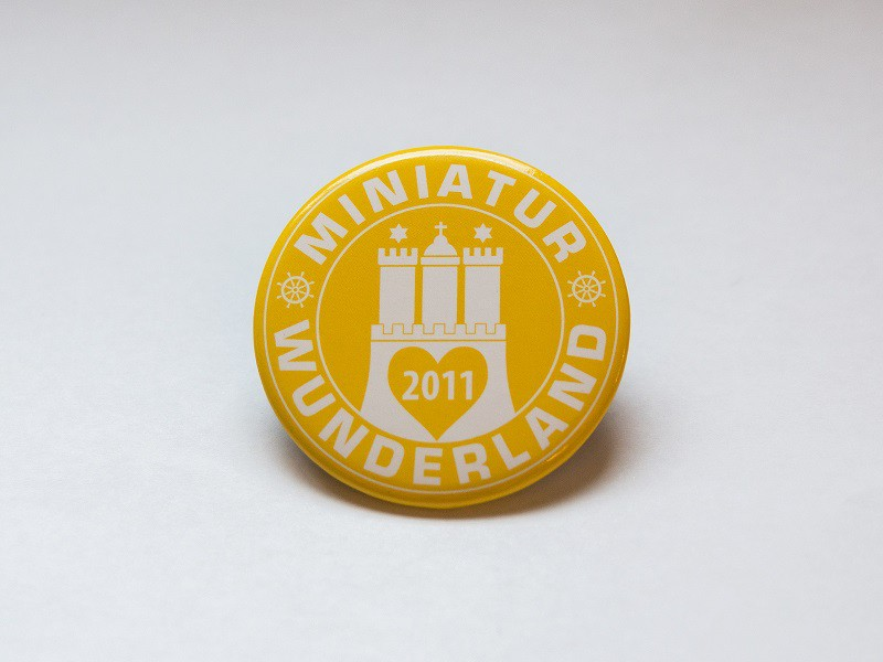 Collectible Magnet Miniatur Wunderland 2011