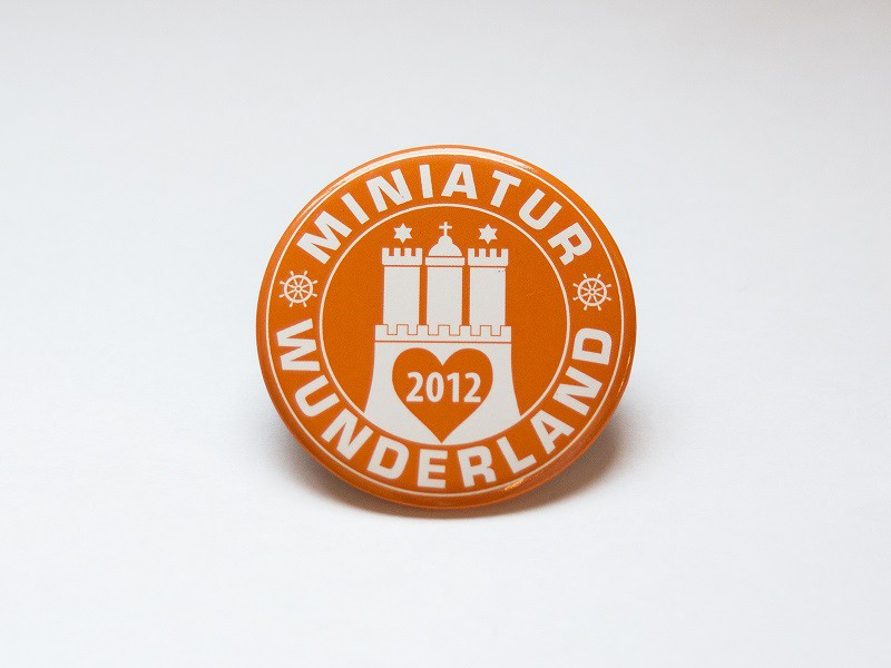 Collectible Magnet Miniatur Wunderland 2012