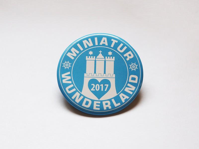 Collectible Magnet Miniatur Wunderland 2017