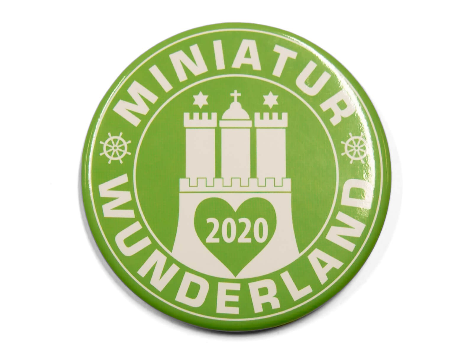 Collectible Magnet Miniatur Wunderland 2017