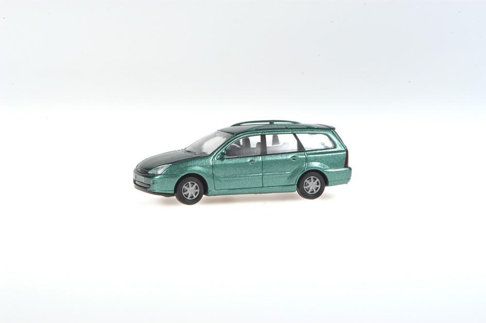 Rietze 20970 Ford Focus Turnier metallic