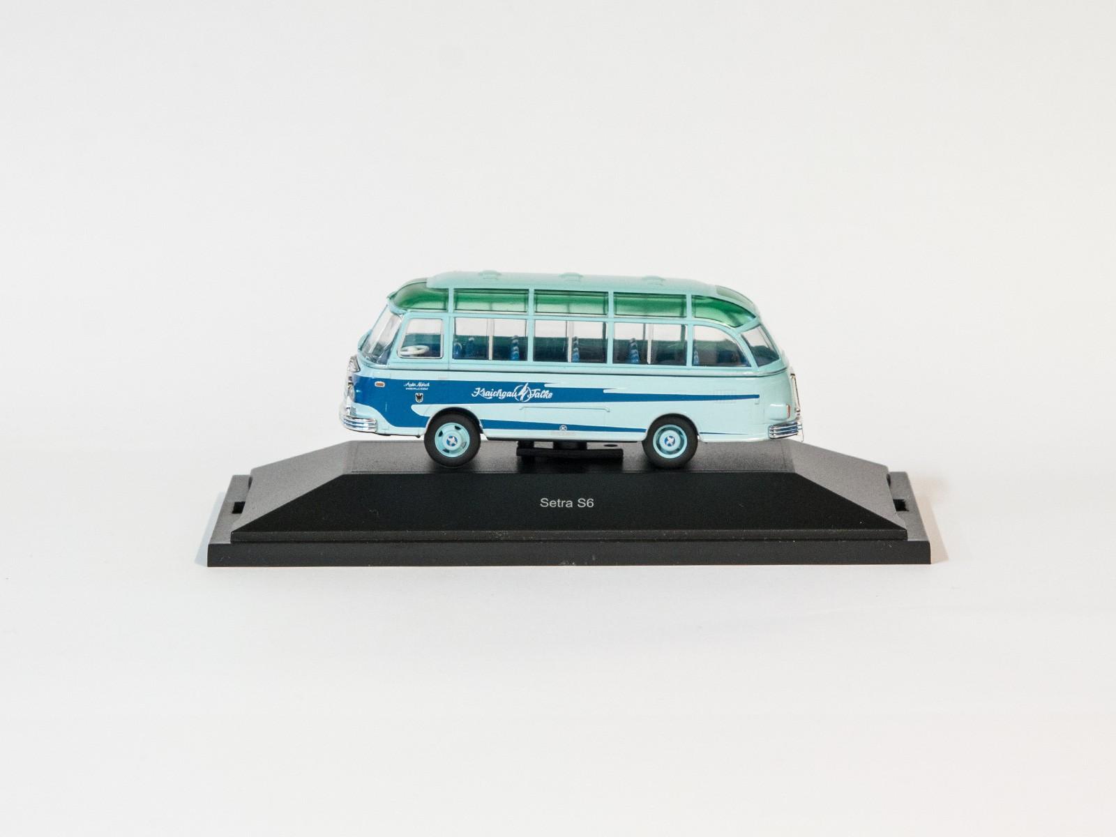 Schuco 26232 H0 Bus Setra S6