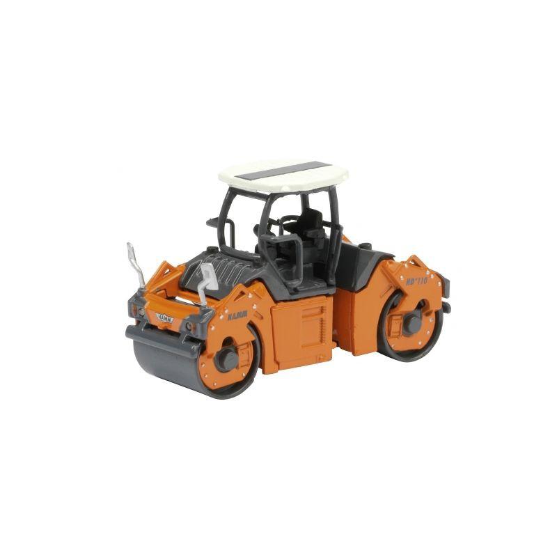 Schuco 26004 H0 HAMM roadroller HD+ 110