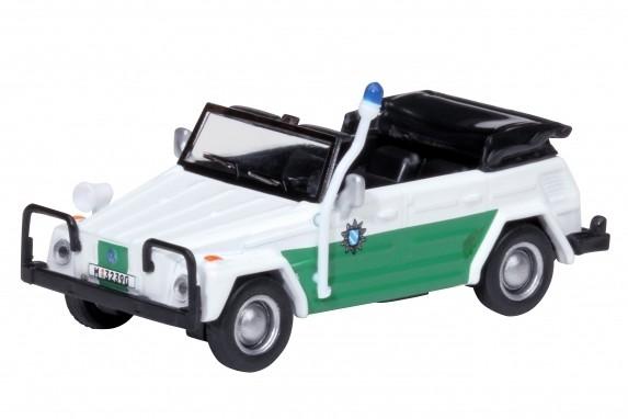 Schuco 26056 H0 VW Typ 181 german police car