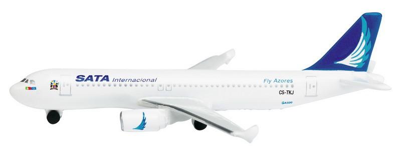 Schuco / Schabak 3551506 Airbus A320 Sata 1:600