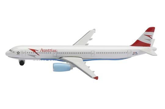 Schuco / Schabak 3551561 Airbus A321 Austrian Airlines 1:600