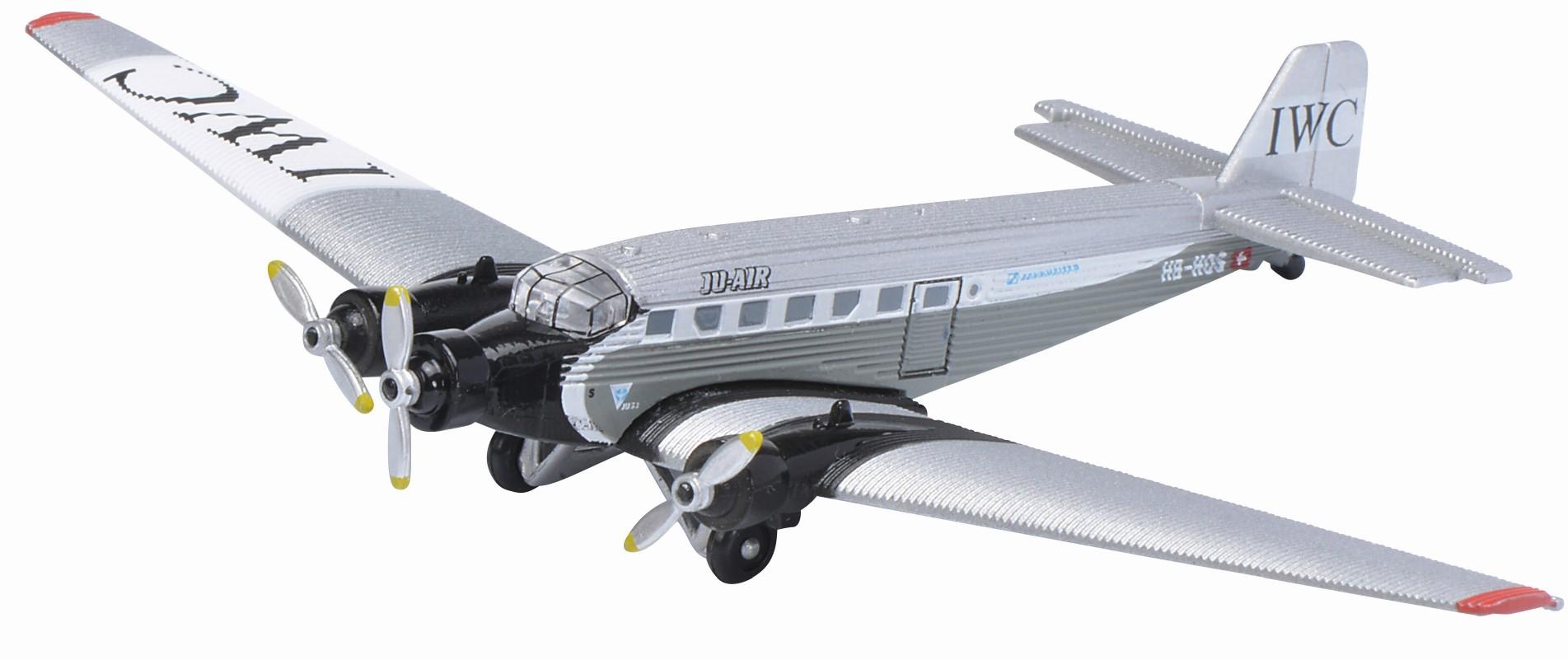 Schuco / Schabak 3551682 Junkers JU-52 1:250