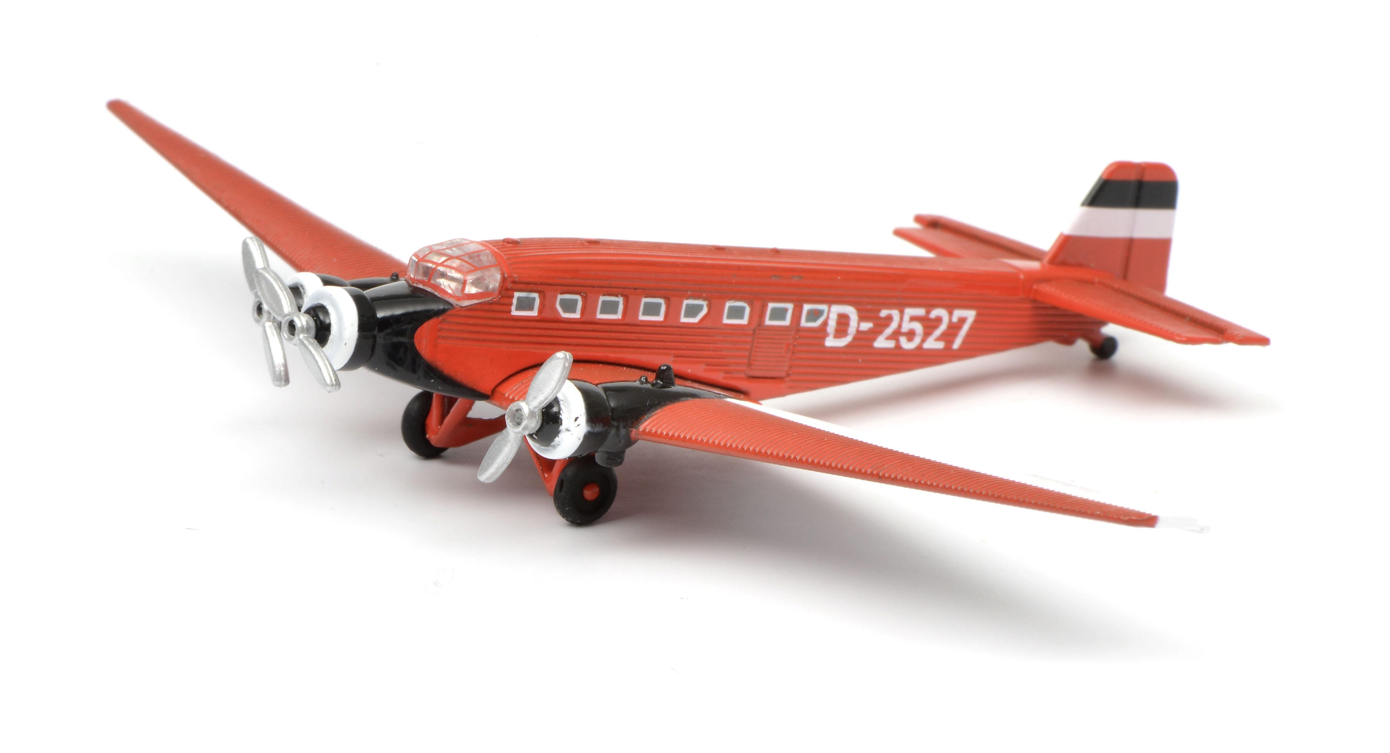 Schuco 3551694 Junkers Ju 52/3m 1:250