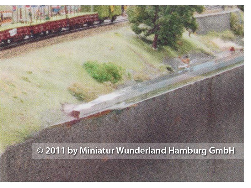 Panini 2011 Bild Nr 043  Miniatur Wunderland