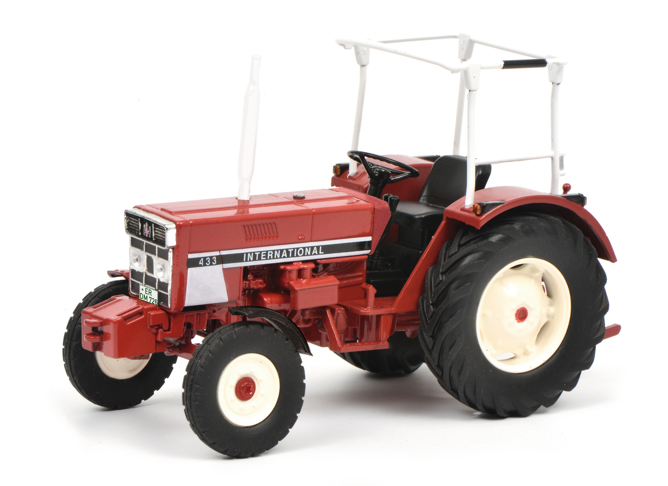 Schuco 07793 International 433 rot 1:32