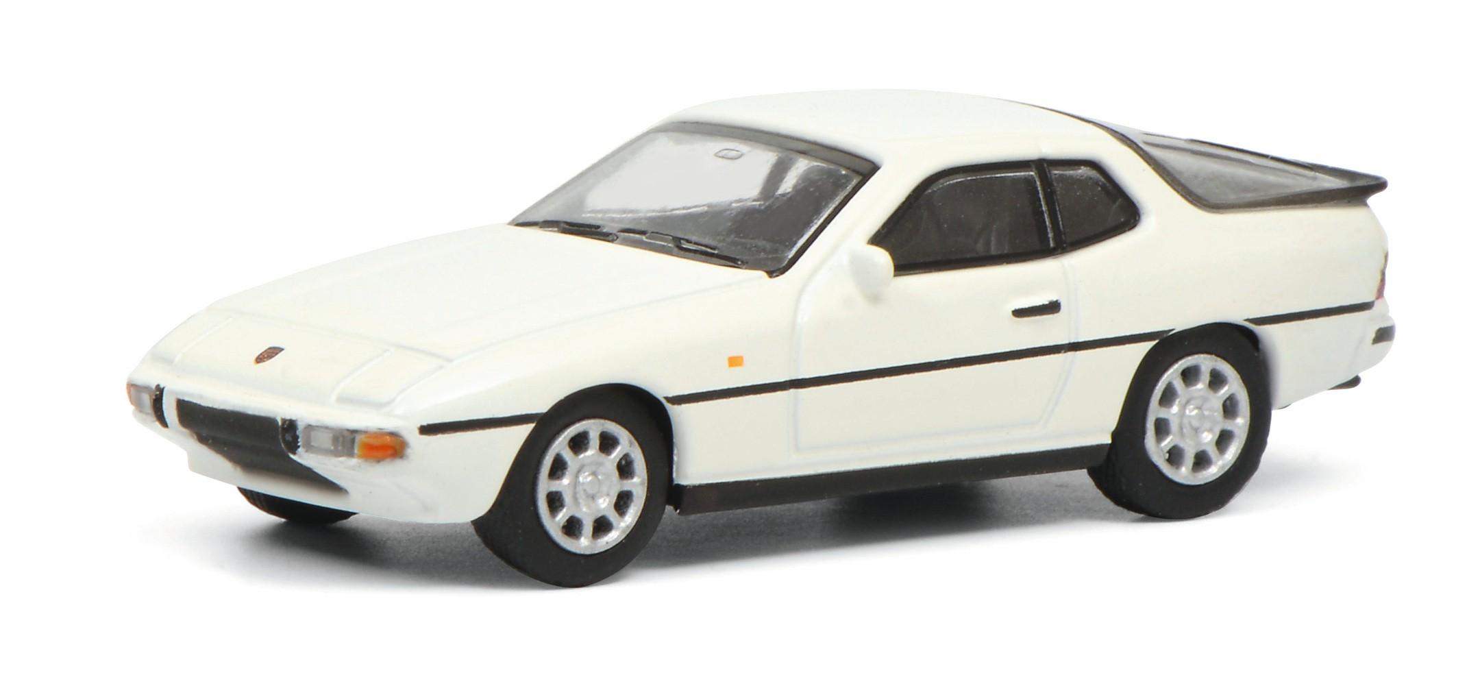 Schuco 26294 Porsche 924 S weiß 1:87