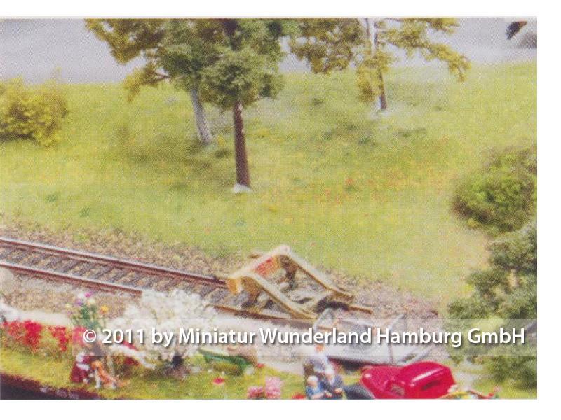 Panini 2011 Bild Nr 046  Miniatur Wunderland