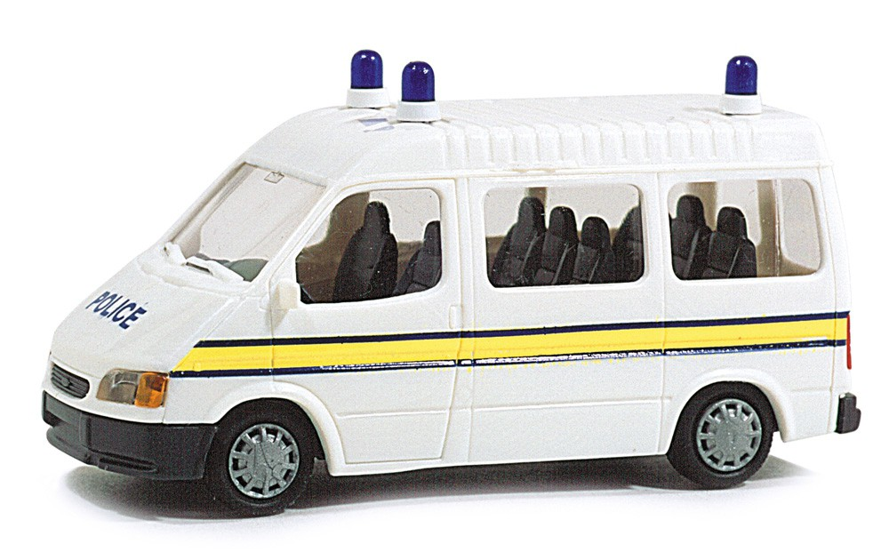 Rietze 50540 Ford Transit Police (GB)