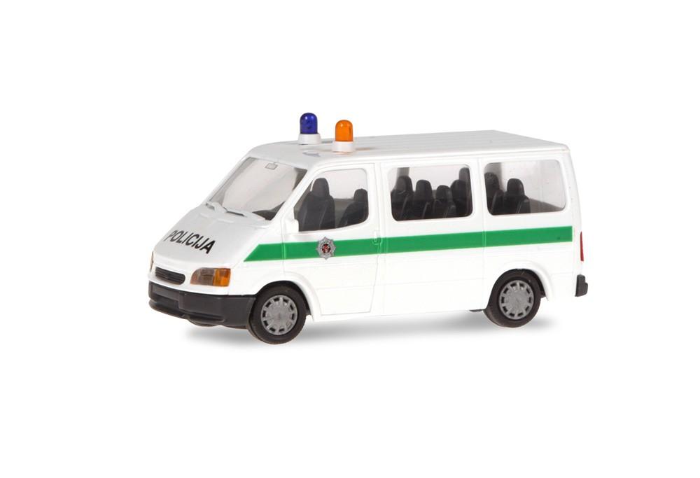 Rietze 50549 Ford Transit Policija (LT)