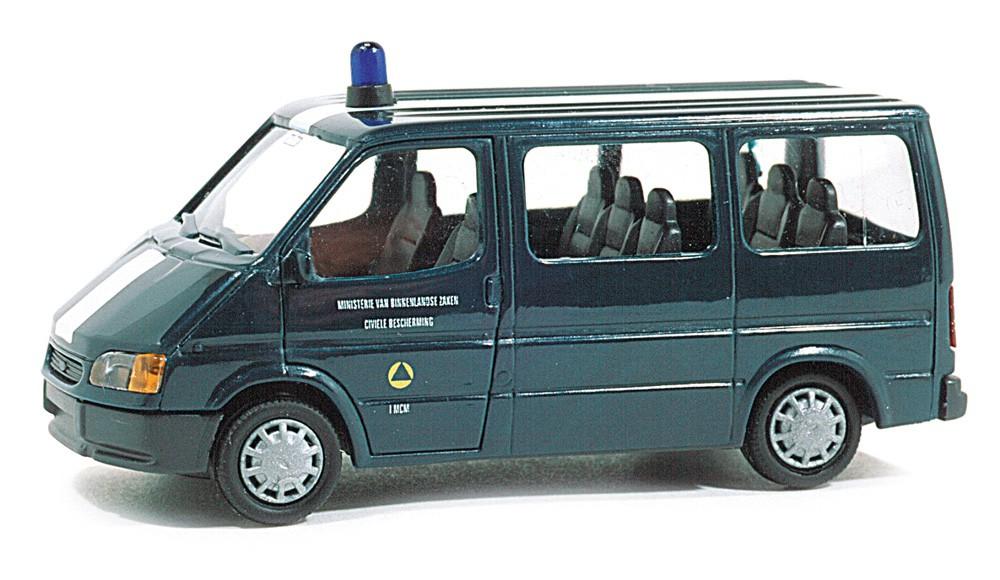 Rietze 50723 Ford Transit Zivilschutz (B)