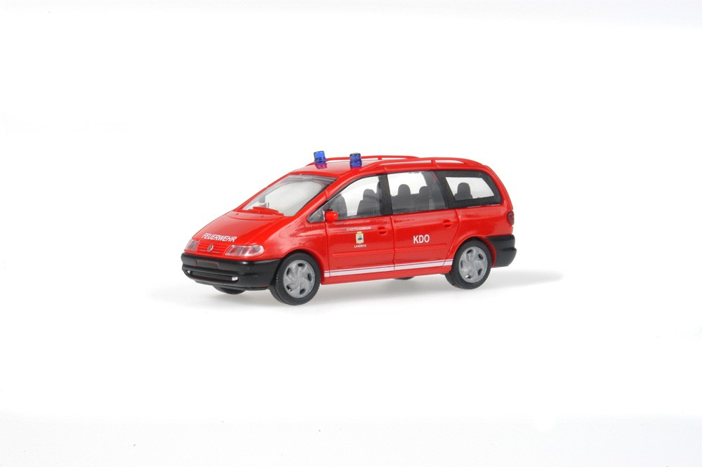 Rietze 50786 Volkswagen Sharan Feuerwehr