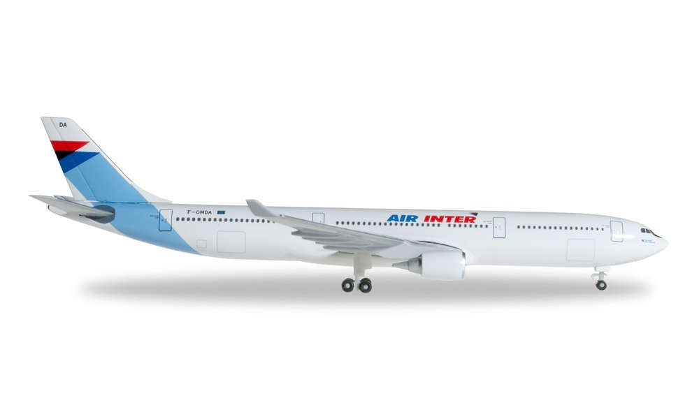 Herpa 526760 Airbus A330-300 Air Inter 1:500