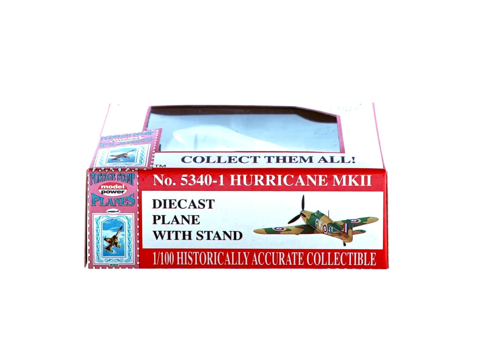 Model Power MP 5340-1 Hurricane MKII 1:100