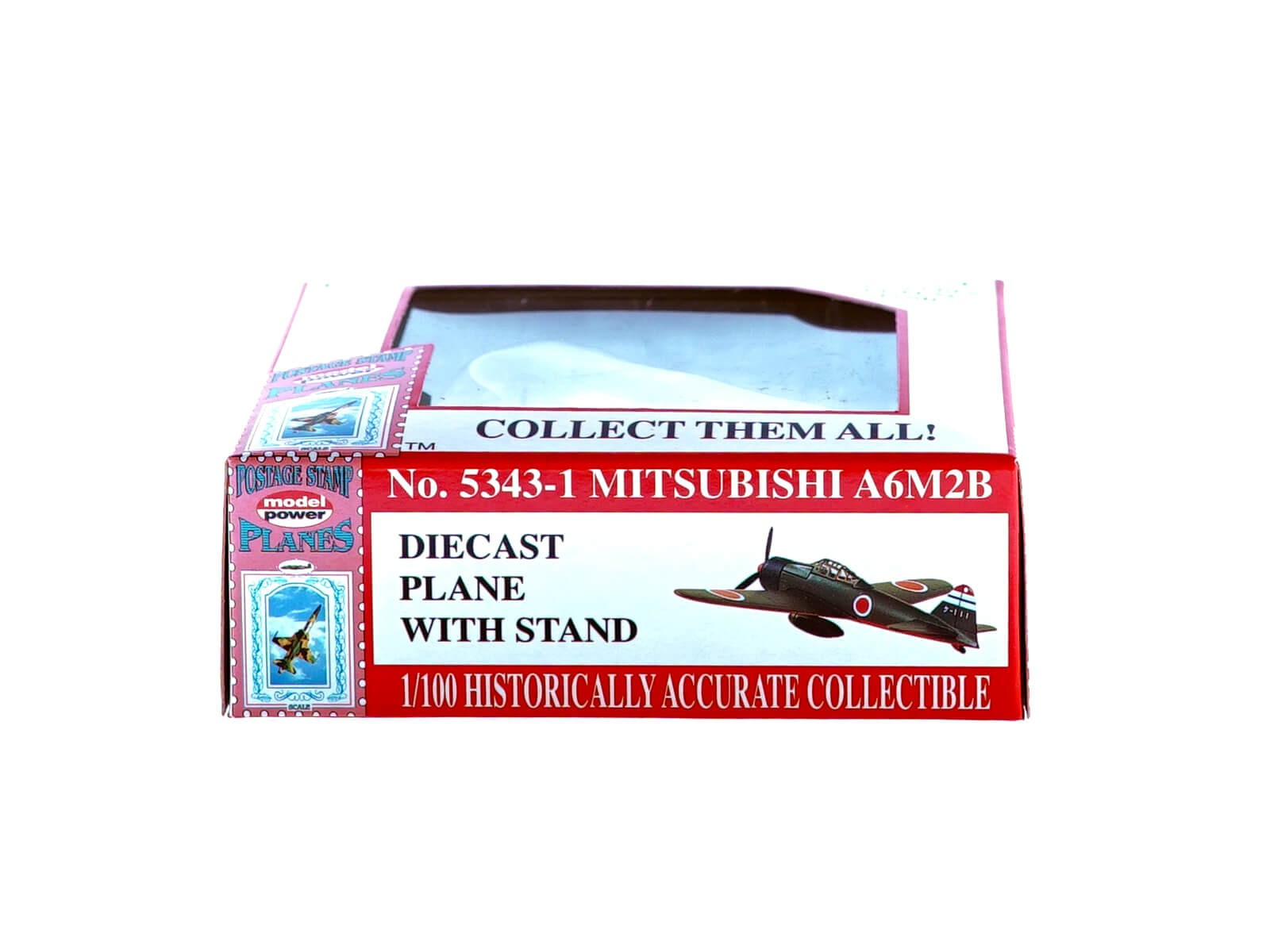 "Model Power MP 5343-1 Mitsubishi A6M2B ""Zero Fighter"" 1:97"