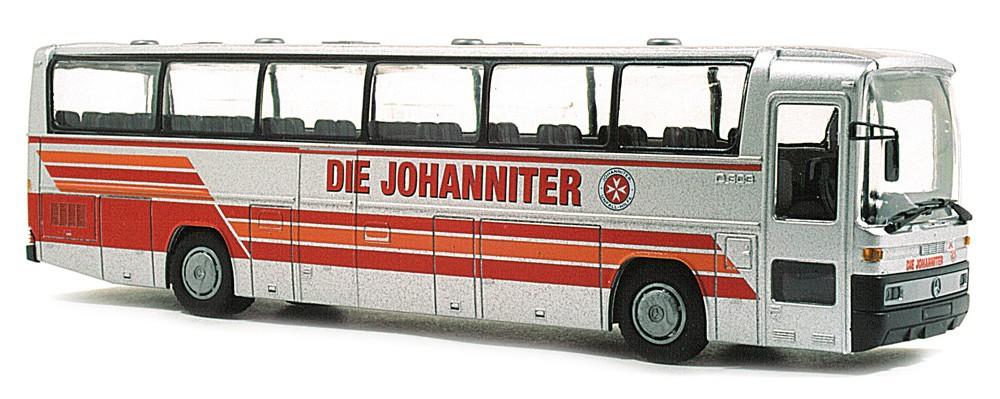 Rietze 60212 Mercedes-Benz O 303 RHD Die Johanniter