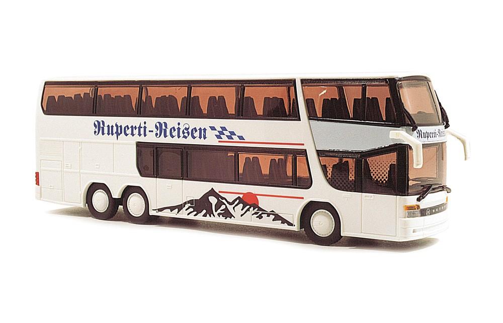 Rietze 60245 Setra S 328 DT Ruperti Reisen