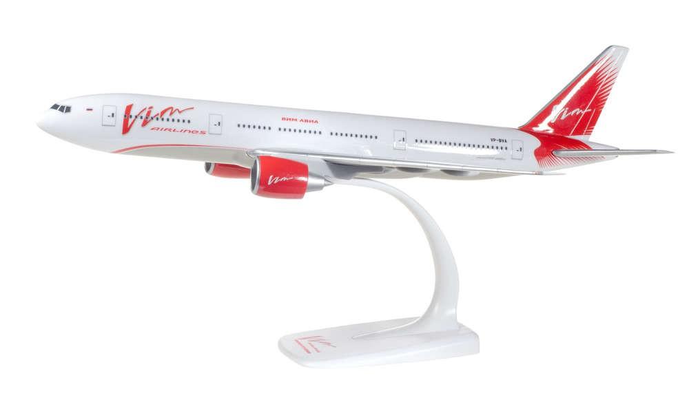 Herpa 611640 Boeing 777-200 Vim Avia Snap Fit 1:200