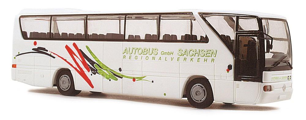 Rietze 61274 Mercedes-Benz O 350 RHD Autobus Sachsen