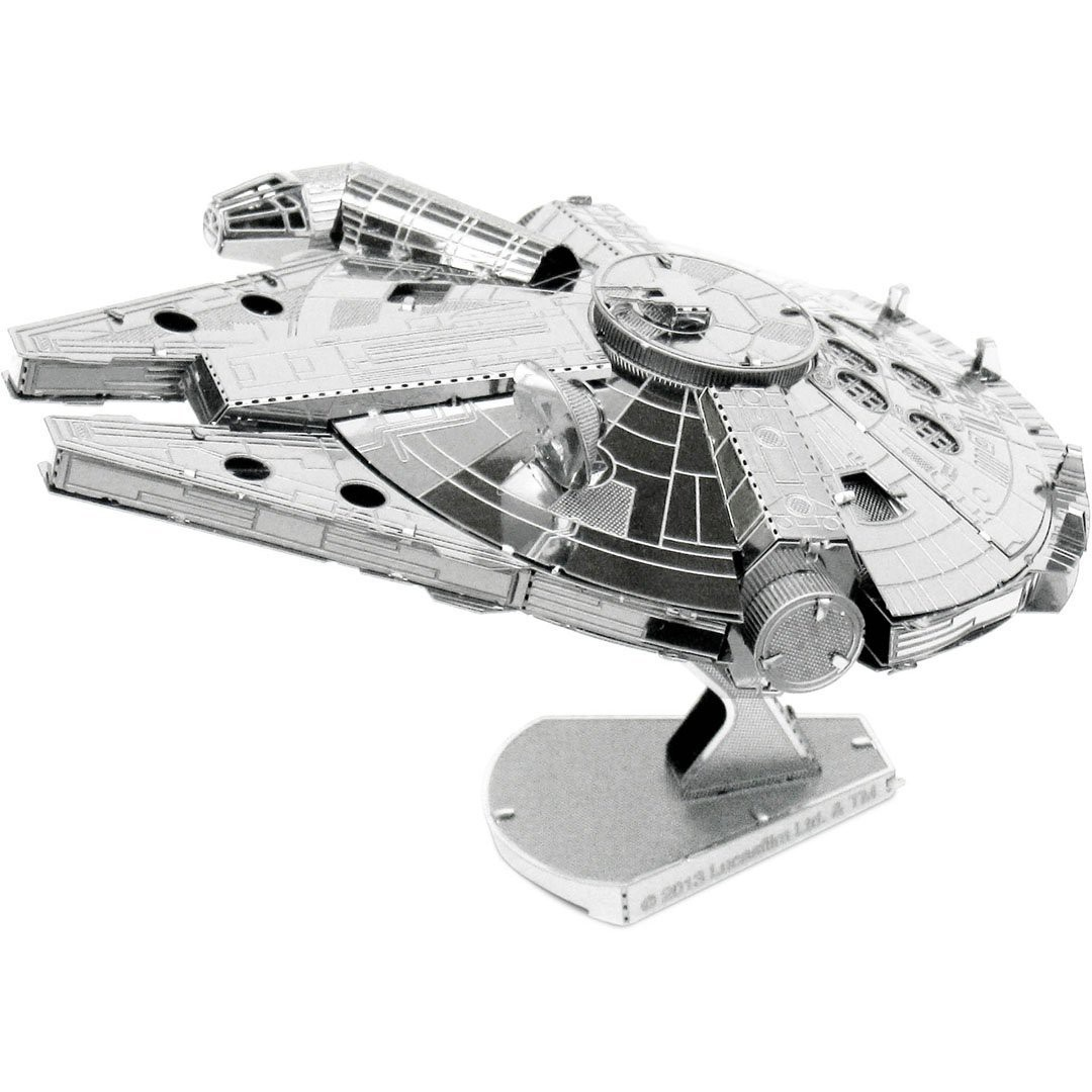 Metal Earth Star Wars Millenium Falcon 3D Metal Puzzle