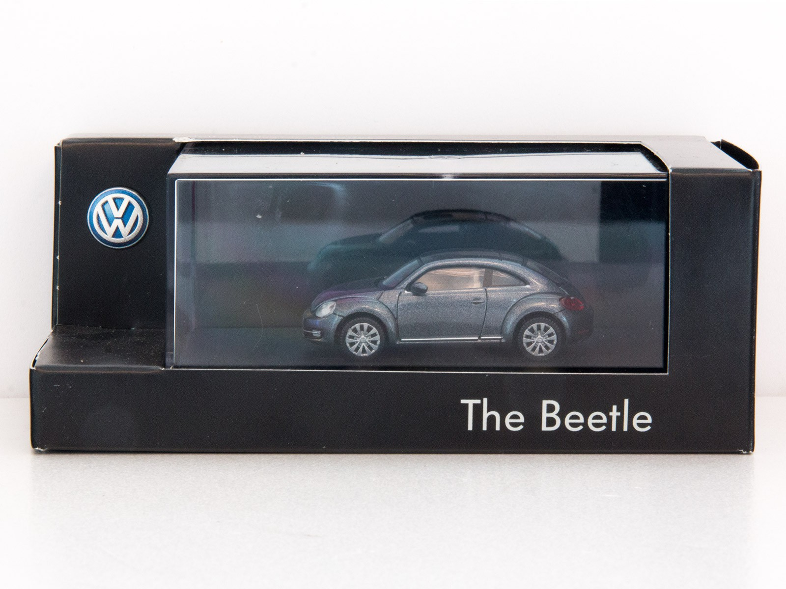 Wiking H0 VW Beetle anthrazit