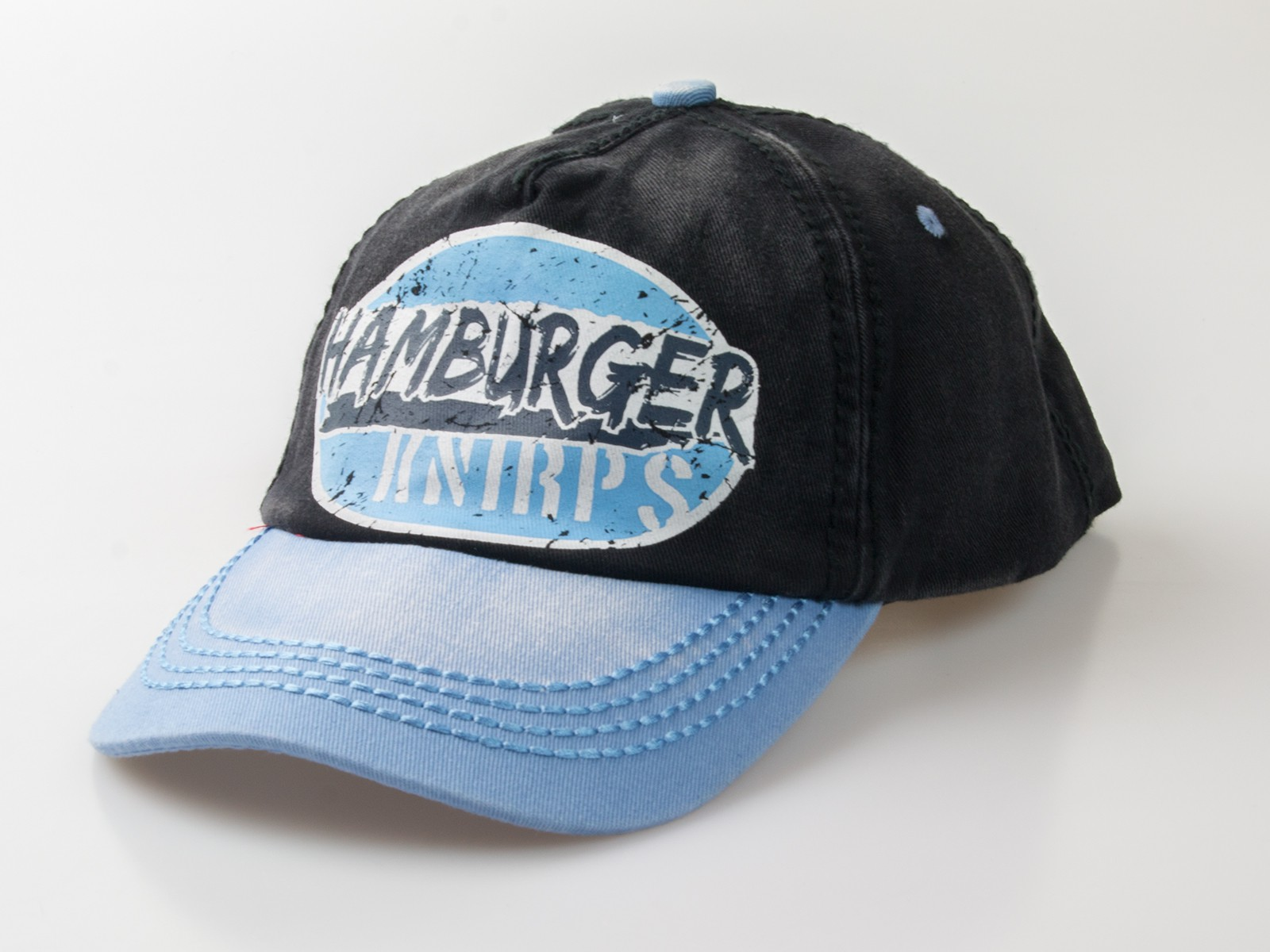 "Baseball-Cap ""Hamburger Knirps"""