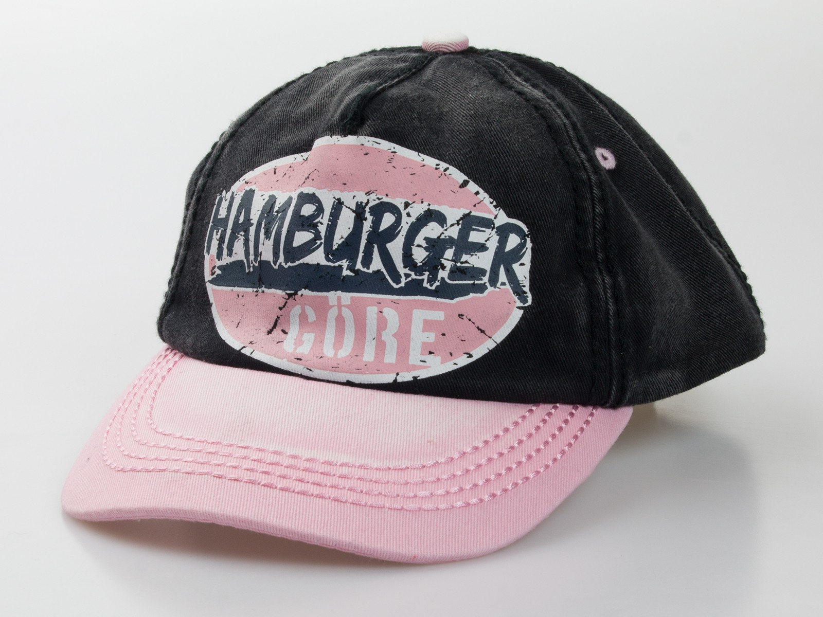"Baseball-Cap ""Hamburger Göre"""