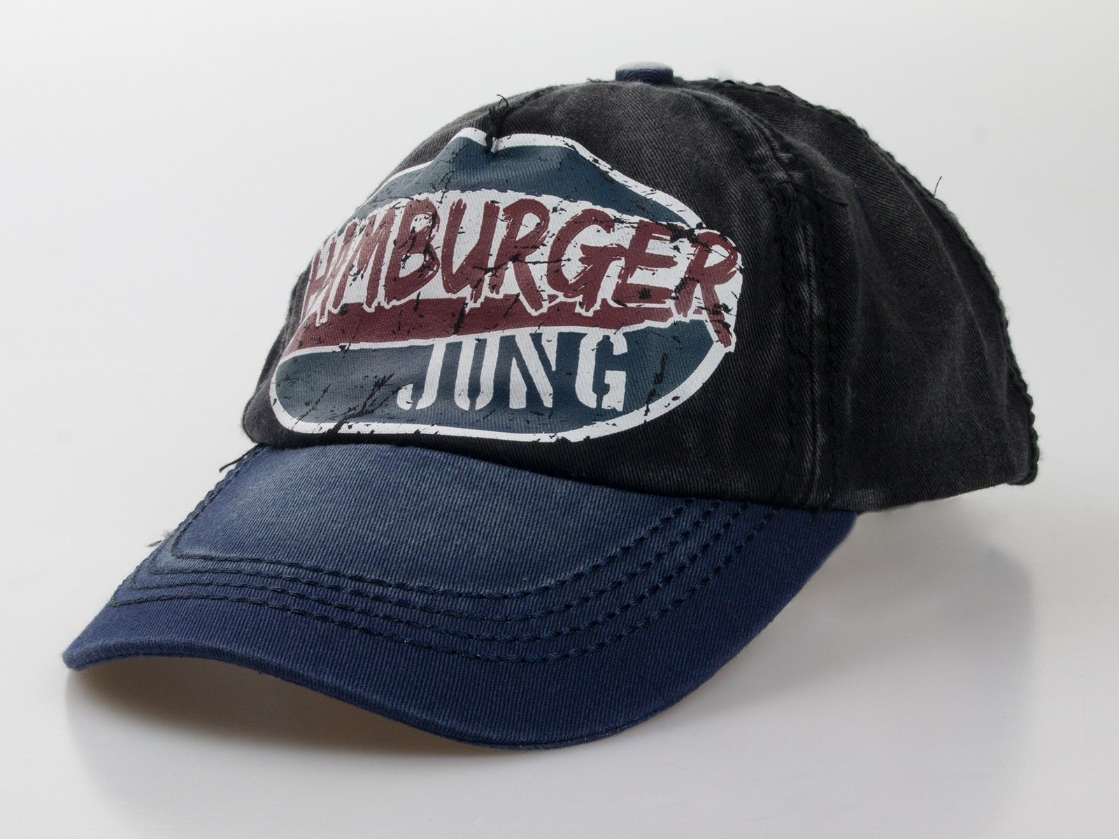 "Baseball-Cap ""Hamburger Jung"""