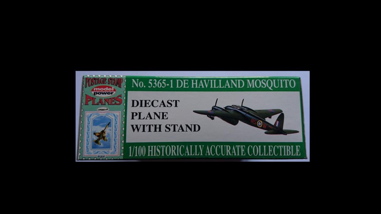 Model Power  DeHavilland Mosquito - new - 1:100