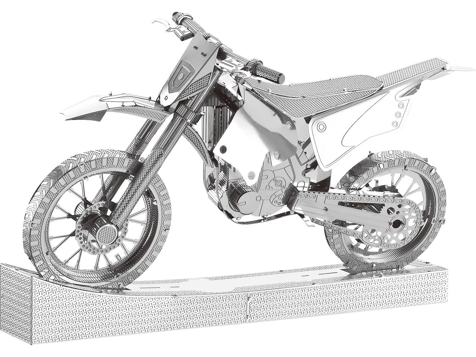 Mini 3D Metal Model Motorbike Motor Cycle