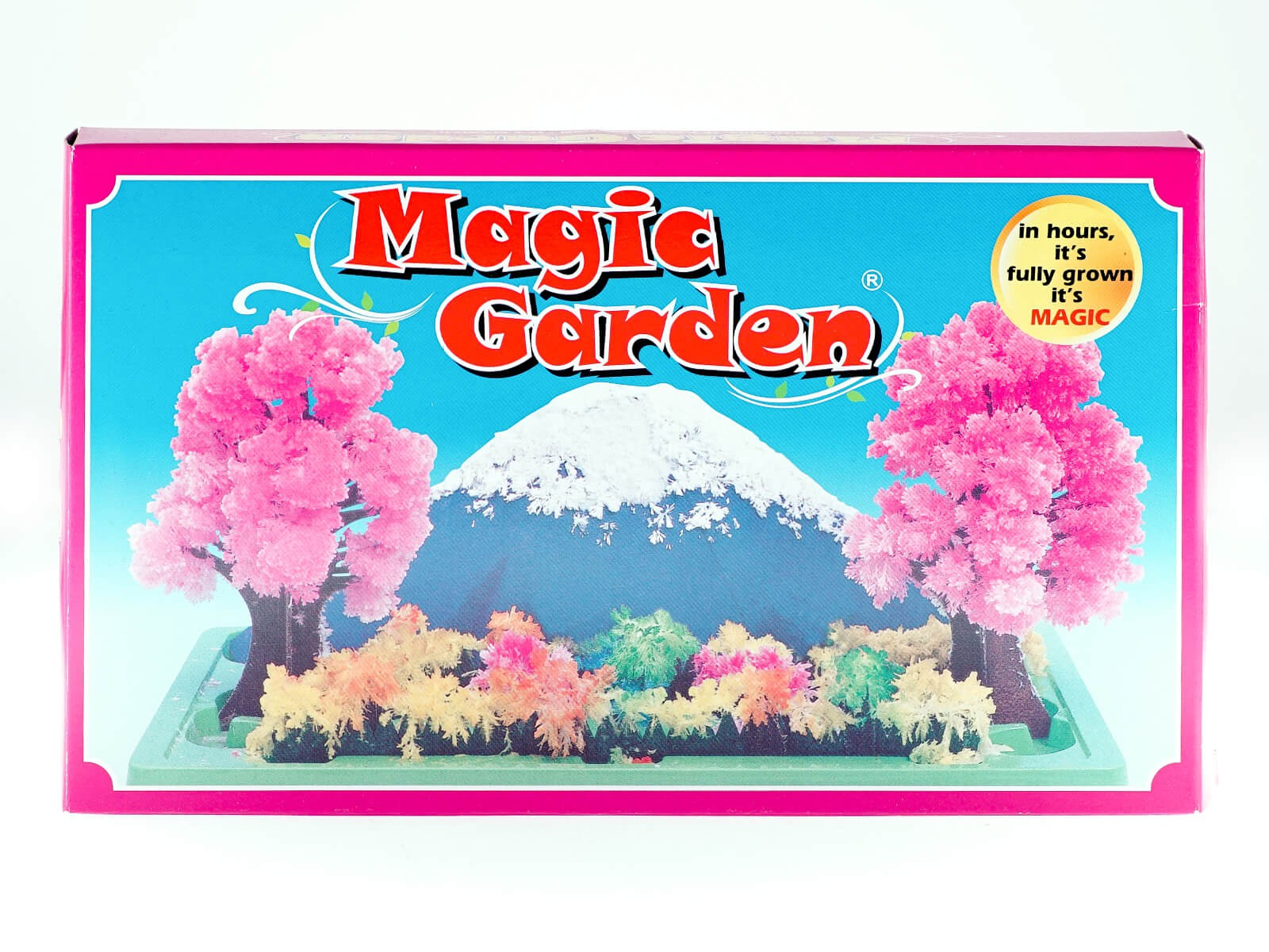 Magic Crystal Garden
