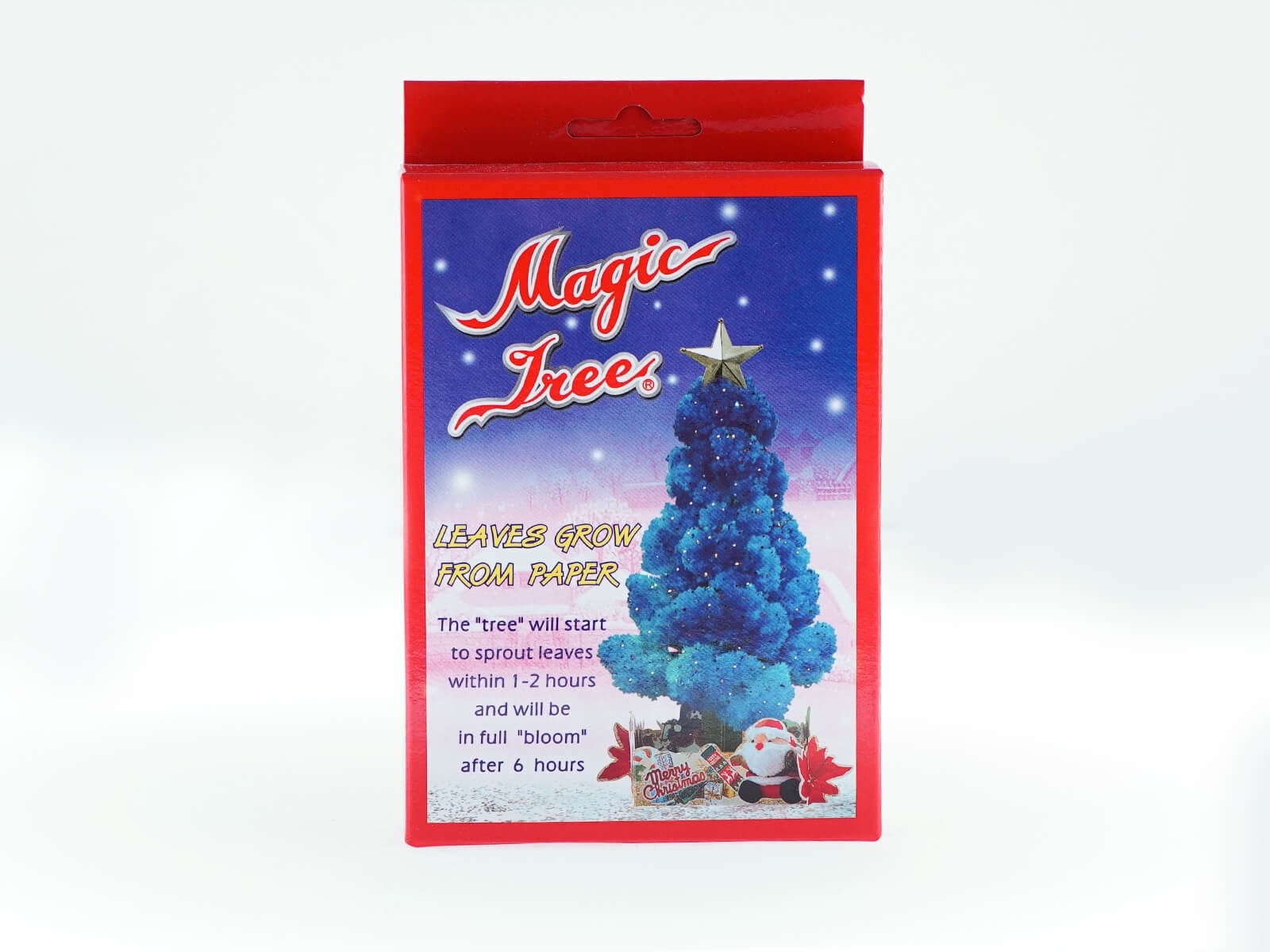 Magic Crystal Tree (blue)