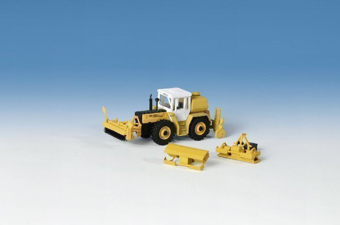 Kibri 11989 H0 MB Trac road construction-attachments