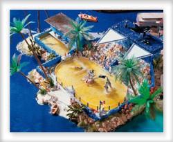 Panini Bild Nr 147  Miniatur Wunderland