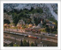 Panini Bild Nr 158  Miniatur Wunderland