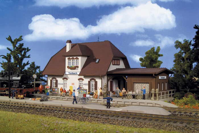 Vollmer H0 3524 station Tonbach