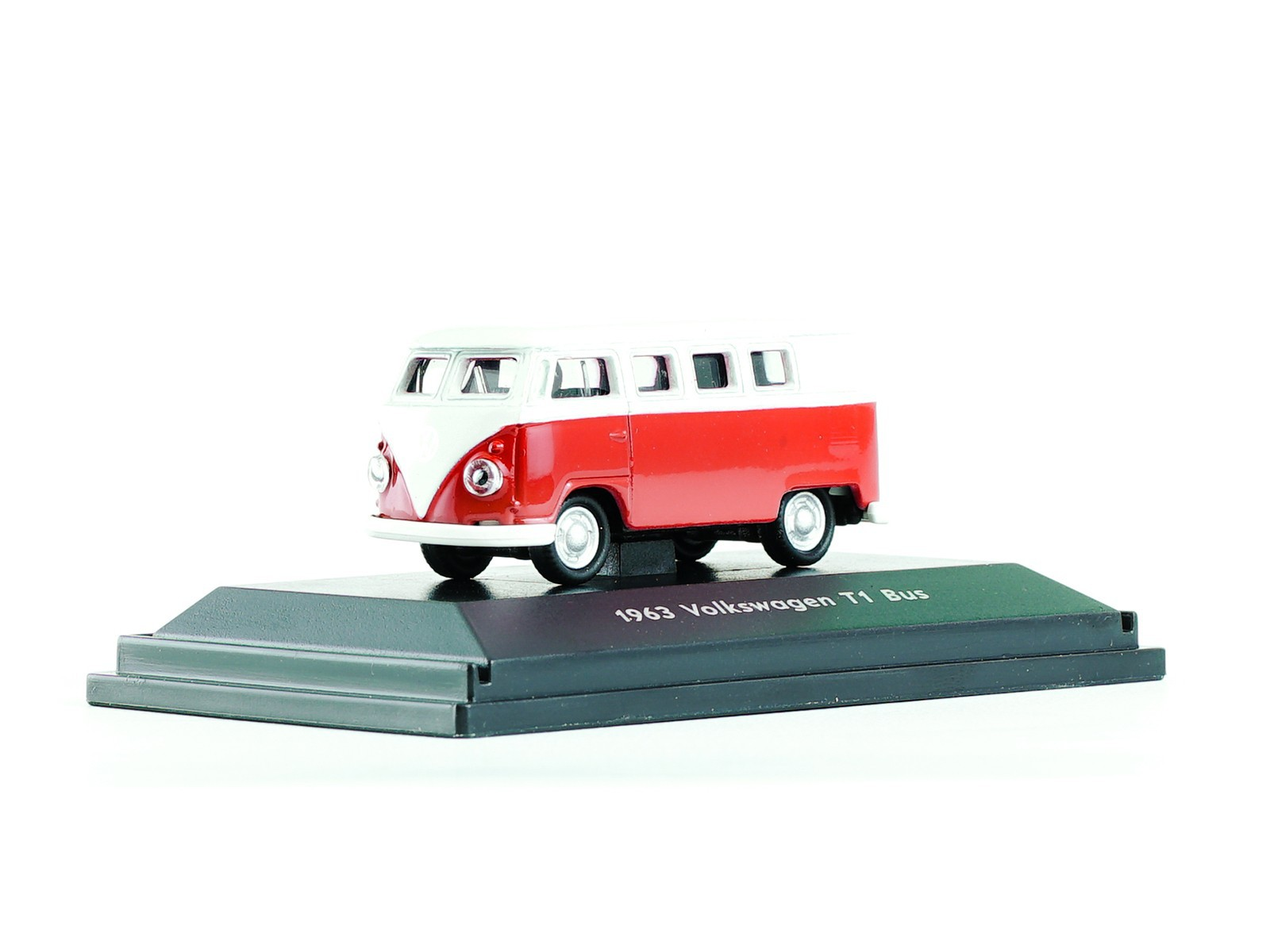 "Welly 73155 VW T1 – rot ""Exklusiv im Miniatur Wunderland"""