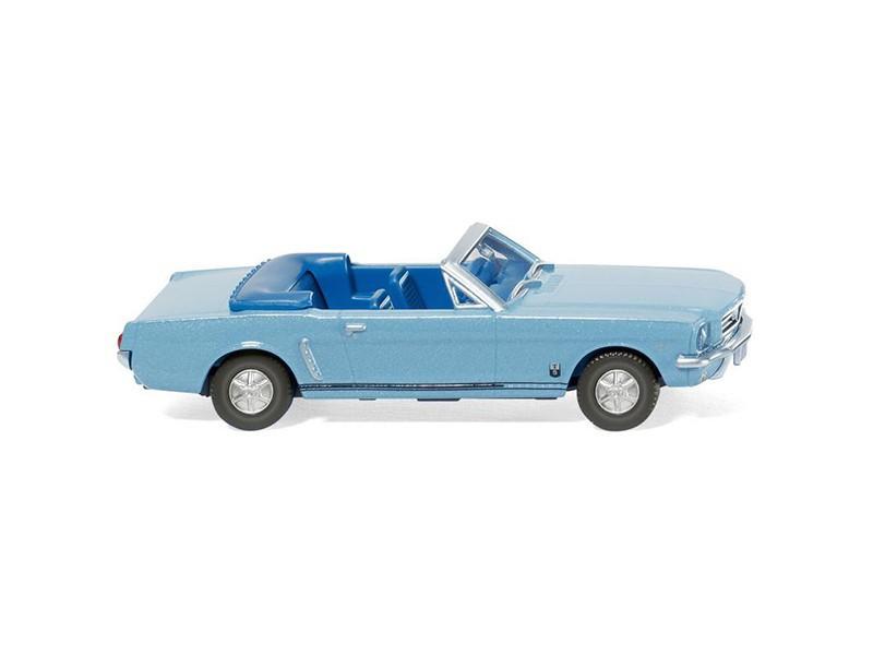Wiking 020548 Ford T5 Cabrio - hellblau